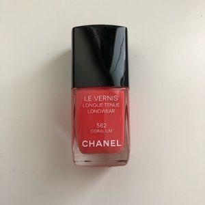 Chanel Le Vernis Nail Polish 562 Corallium